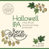 Hallowell IPA