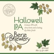 Bere Brewery - Hallowell IPA
