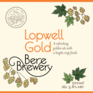 Bere Brewery - Lopwell Gold